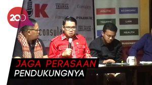 Tak Ada Ucapan Selamat Prabowo ke Jokowi, PDIP: Hal yang Lumrah