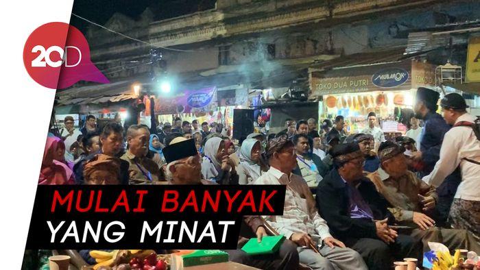 Presiden Penyair Indonesia Bicara Soal Penyair Muda