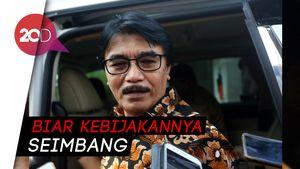 Temui Ketua DPRD DKI, Adhyaksa Dault Sarankan Kursi Wagub Segera Diisi
