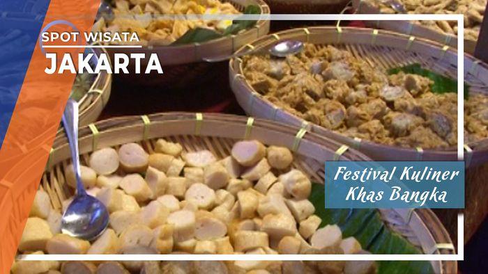 Festival Kuliner Khas Bangka di Jakarta