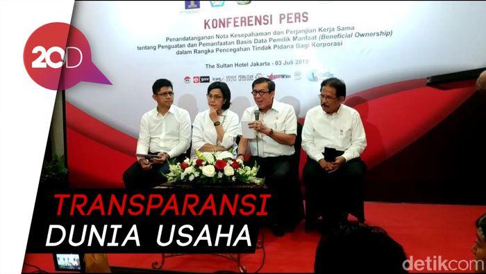 Enam Kementerian Sepakat Cegah Korupsi Korporasi