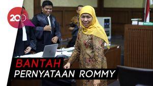 Khofifah Bantah Rekomendasikan Haris Jadi Kakanwil Kemenag Jatim
