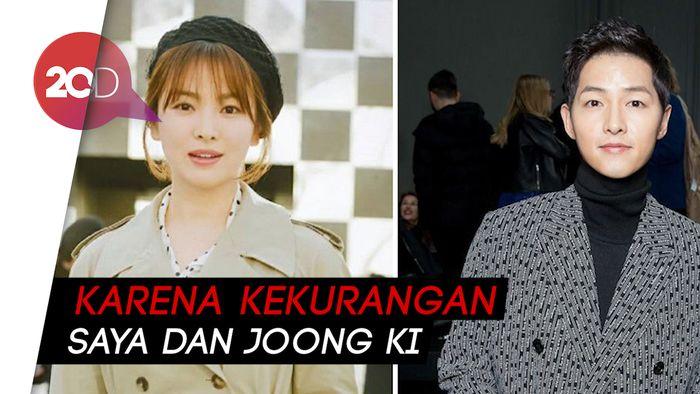 Ayah Song Joong Ki Buka Suara soal Kabar Perceraian Putranya