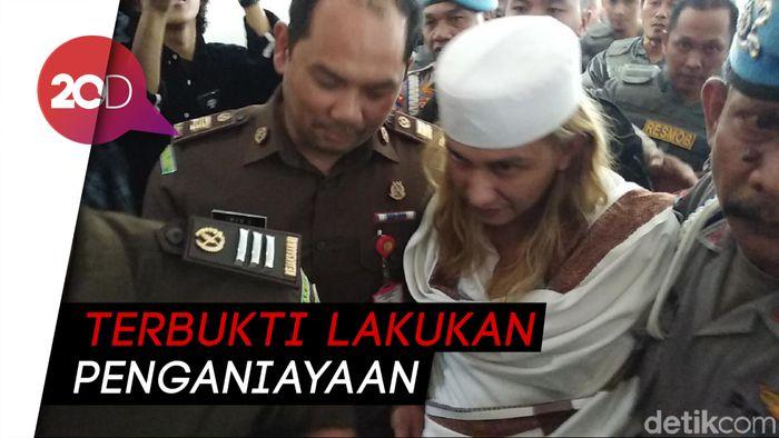 Habib Bahar bin Smith Divonis 3 Tahun Penjara