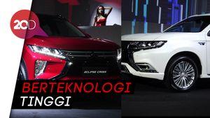 Dua Andalan Baru Mitsubishi Motors di GIIAS 2019