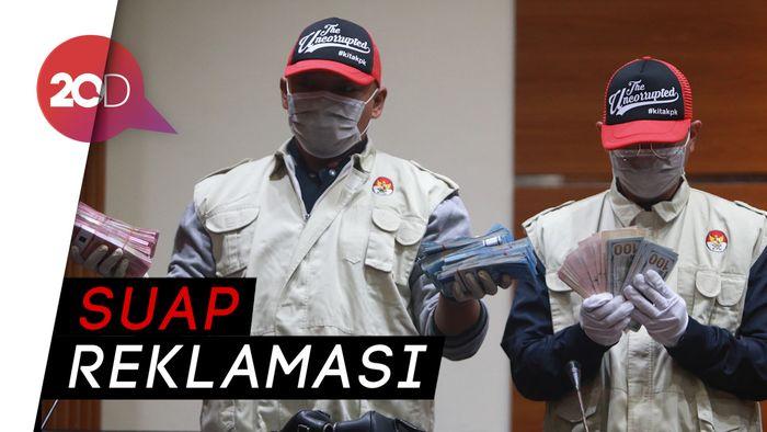 KPK Tetapkan Gubernur Kepri Tersangka Suap Reklamasi