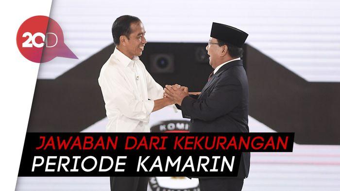 Jokowi-Prabowo akan Bertemu, Gerindra: Kita Sodorkan Visi-misi