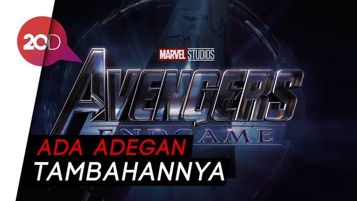 Pengumuman! Avengers: Endgame Dirilis Ulang di Bioskop Indonesia