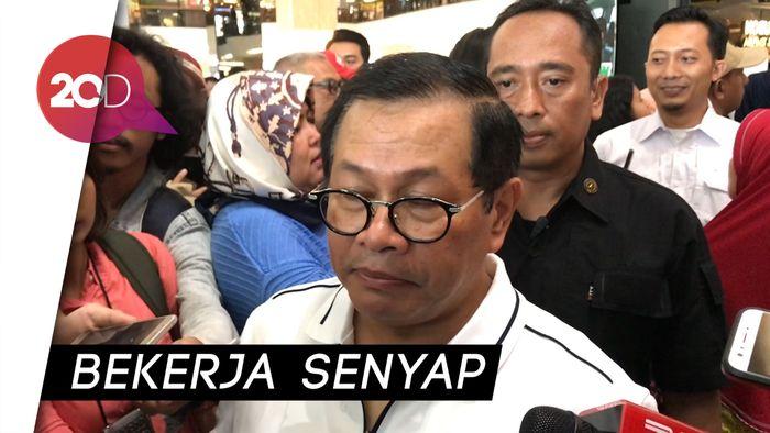 Istana: Ada Peran BIN dalam Pertemuan Jokowi-Prabowo