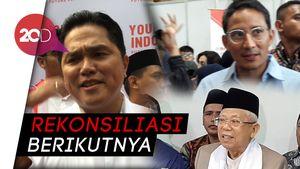 Usai Jokowi-Prabowo, Sandiaga akan Bertemu Maruf Amin?