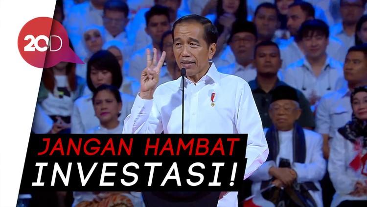 Jokowi: Hati-hati, Saya Akan Hajar Pungli!