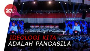 Jokowi: Tak Ada Toleransi Bagi Pengganggu Pancasila!