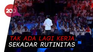 Periode Kedua Jokowi: Tak Ada Lagi Kerja di Zona Nyaman!