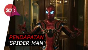 Masuk Pekan Kedua, Spider-Man: Far from Home Perkasa di Box Office
