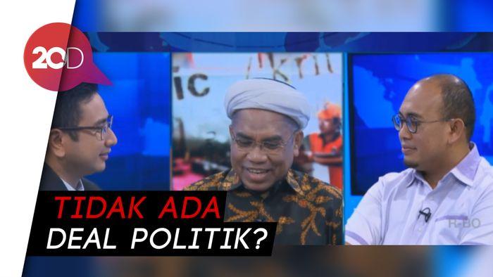 Rekonsiliasi Jokowi-Prabowo, Harga Mati atau Setengah Hati?
