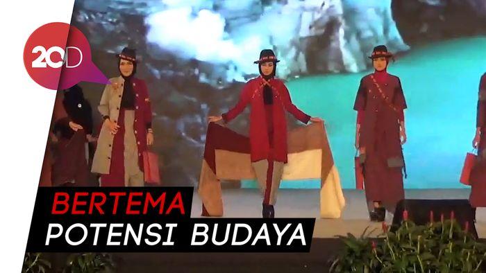 Unjuk Gigi Desainer Lokal di Banyuwangi Fashion Festival