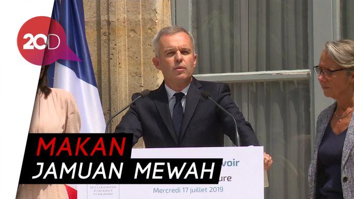 Makan Lobster Pakai Uang Negara, Menteri Prancis Mundur