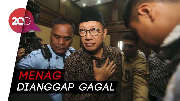 PKB Sebut Menteri Agama Gagal, PPP Membela!