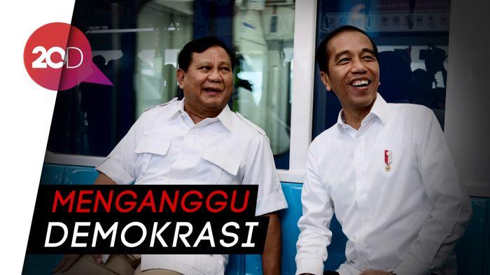 Soal Kubu Prabowo Gabung Pemerintahan, TKN: Sakiti Relawan!