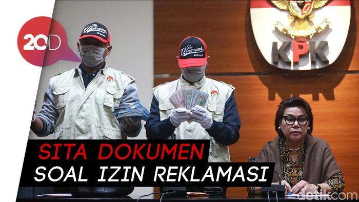 KPK Geledah 9 Lokasi Terkait Kasus Suap Gubernur Kepri Nonaktif