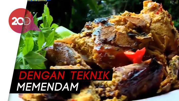 Resep Bikin Bubur Ayam Maatik yang Hits di Subang