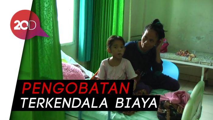 Tolong... Derita Leukemia, Bocah di Mamuju Butuh Bantuan!