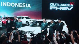 Mitsubishi Perkenalkan Tiga Jagoan Baru di GIIAS 2019