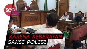 Pengacara Kivlan Zein Keberatan soal Saksi, Hakim: Dasar Hukumnya Apa?