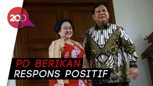 Soal Pertemuan Mega-Prabowo, PD: Prabowo Belajar dari AHY
