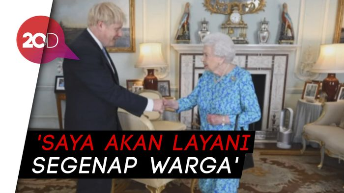 Theresa May ke PM Boris Johnson: Saya Harap Anda Bernasib Baik