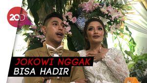 Presiden Jokowi Kirim Karangan Bunga, Siti Badriah Akui Kaget