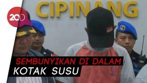 Selundupkan Sabu, Petugas Rutan Cipinang Ditangkap