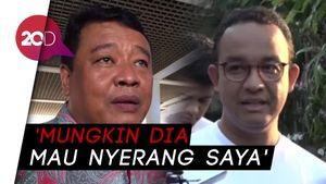 Bestari Kritik Sampah di Jakarta, Anies: Hati-hati Pak!