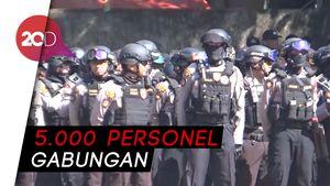 Petugas Siapkan Pengamanan Penuh di Final PSM Vs Persija