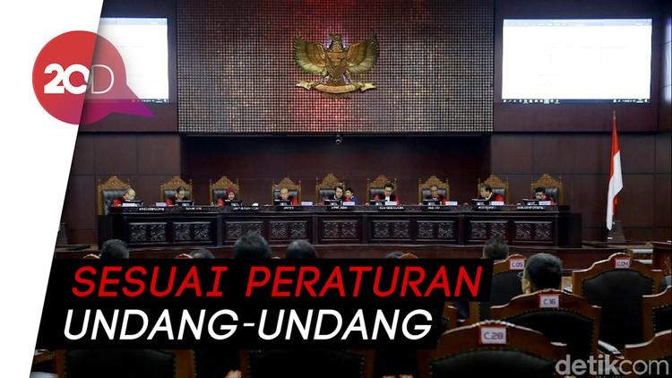 Gugatan Pileg Berguguran di MK, KPU: Kami Sudah Sesuai Aturan