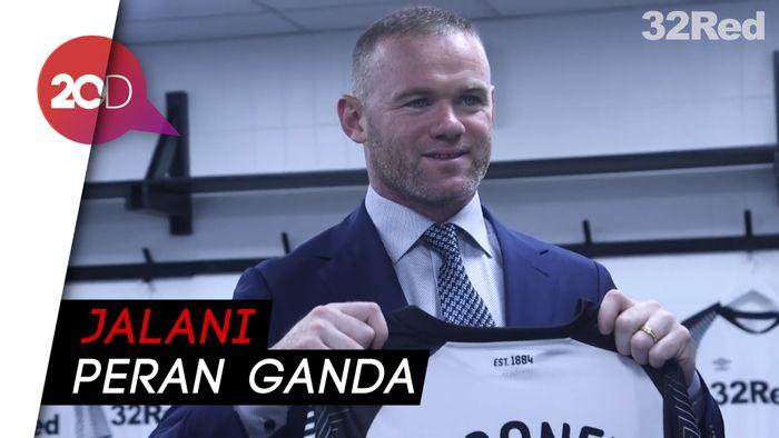 Wayne Rooney Gabung Derby County jadi Pemain-Pelatih