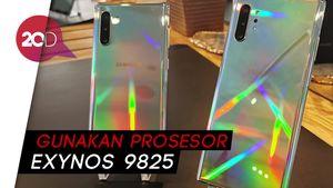 Samsung Galaxy Note 10 Resmi Diluncurkan di New York