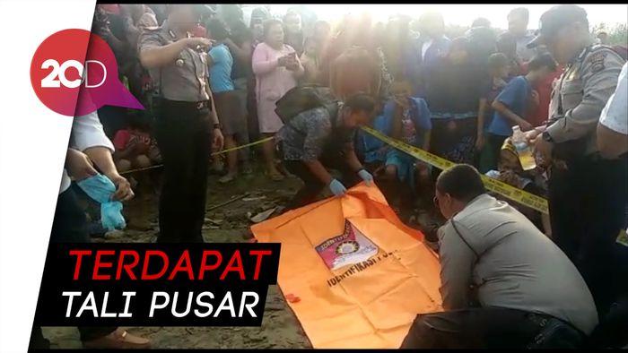 Mayat Bayi Laki-laki Ditemukan di Pinggir Sungai Batanghari