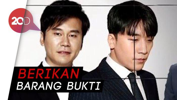FBI Disebut Bantu Ungkap Kasus Judi Yang Hyun Suk-Seungri