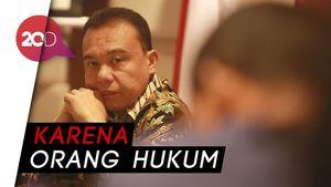 Habiburokhman Pilih Dasco Jadi Pimpinan DPR Dibanding Fadli Zon