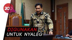 Jaksa KPK Sebut Bowo Sidik Terima Gratifikasi Rp 8 Miliar