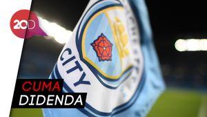 Manchester City Lolos dari Sanksi Transfer FIFA