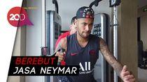 Tawaran Barca dan Madrid untuk Neymar Ditolak PSG