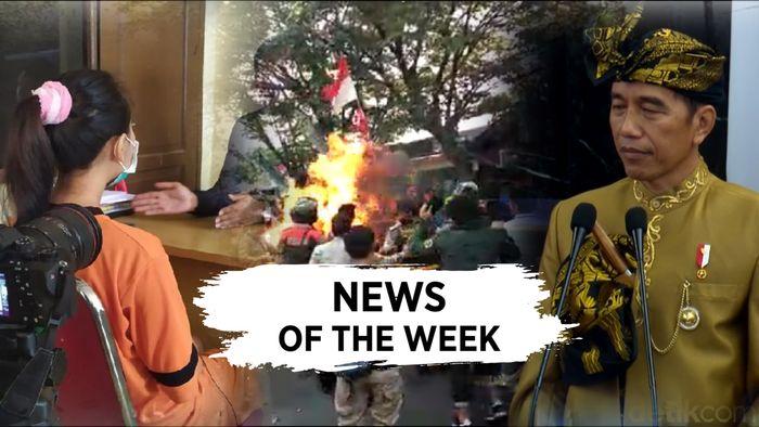 News of The Week: Seks Gangbang Garut, Polisi Terbakar Hidup-hidup
