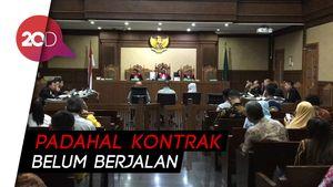 Jaksa KPK Ungkap Bowo Sidik Minta Uang Muka Suap Rp 1 M