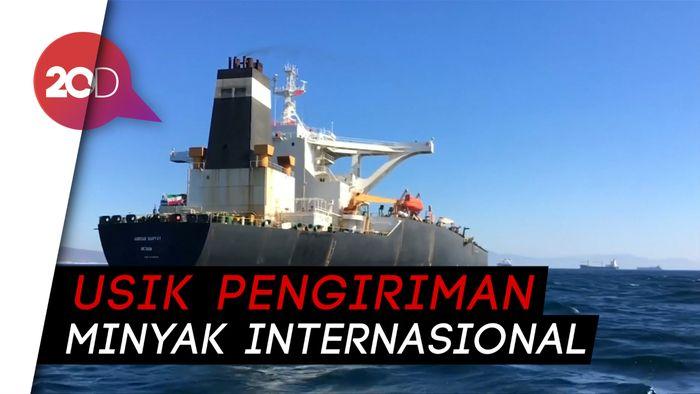 Konflik Kapal Tanker Inggris-Iran