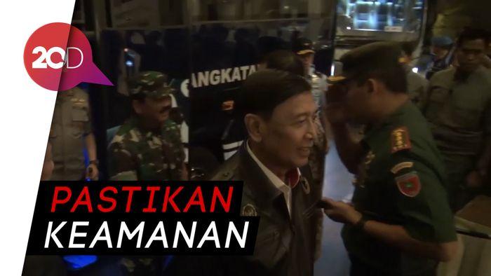 Wiranto, Kapolri, dan Panglima TNI Terbang ke Papua Hari Ini