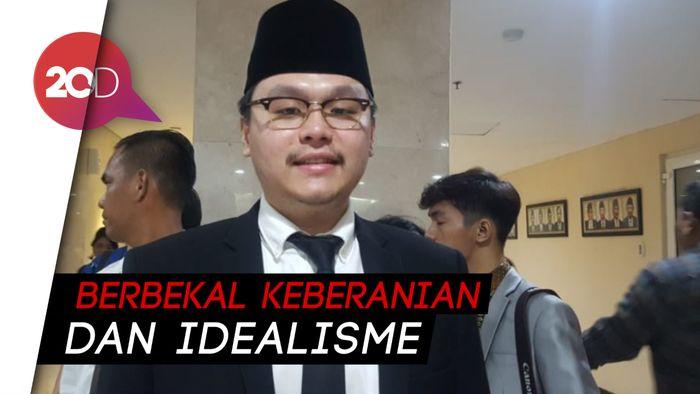 Anggota DPRD DKI Termuda: Negara Perlu Perubahan Radikal