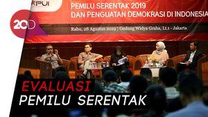 LIPI: Pemilu Serentak 2019 Menyulitkan Masyarakat!