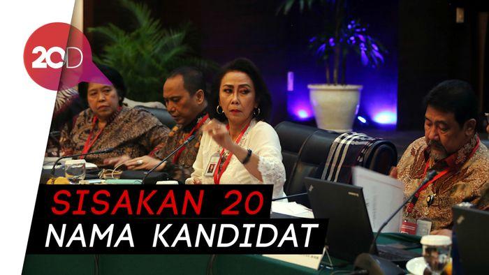 Seleksi Capim KPK Usai, Pekan Depan 10 Nama Diserahkan ke Jokowi